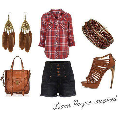 Liam's look :)