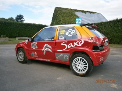 Saxo version 2012