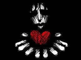 je te donne mon coeur...... prends-en soin