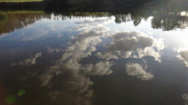 l 'ombre et la lumiere quand le ciel et la terre se croise
