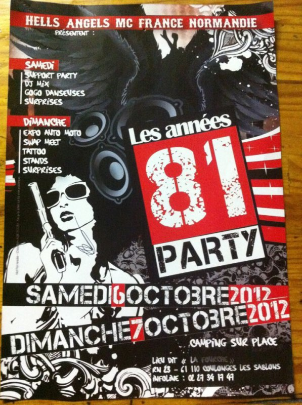 support party normandie