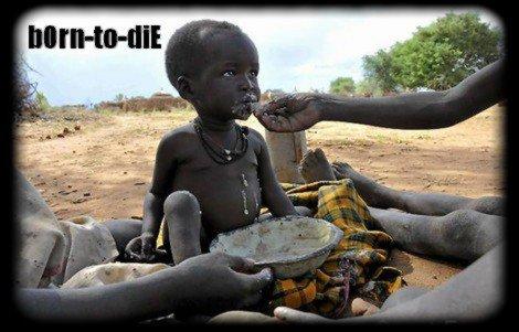 il sait aussi voir la vie comme elle est   Kéré ( famine )
