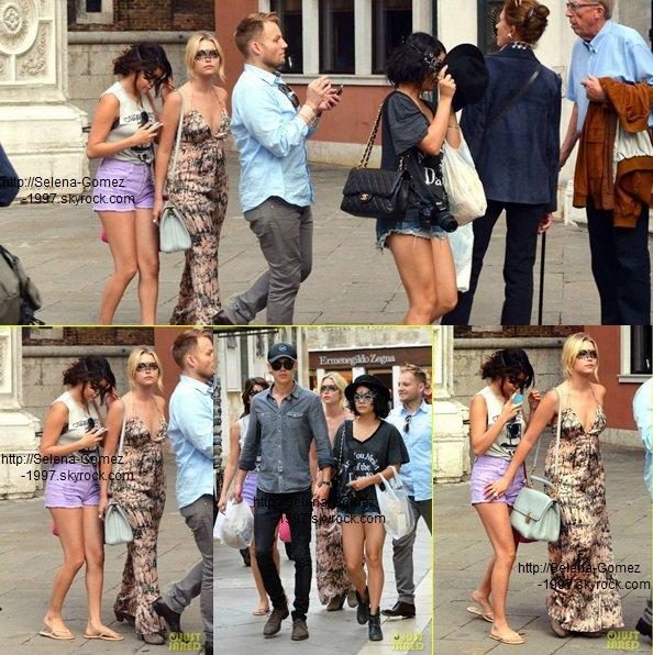 Selena Gomez et Vanessa Magnifique photos d'eux