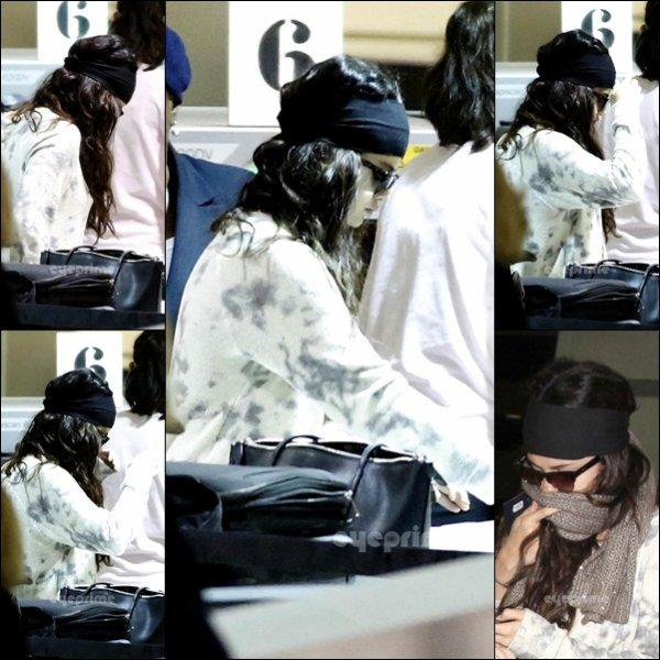 Selena Manucure + aéroport