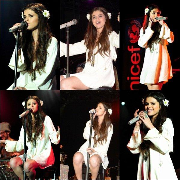 Selena Unicef