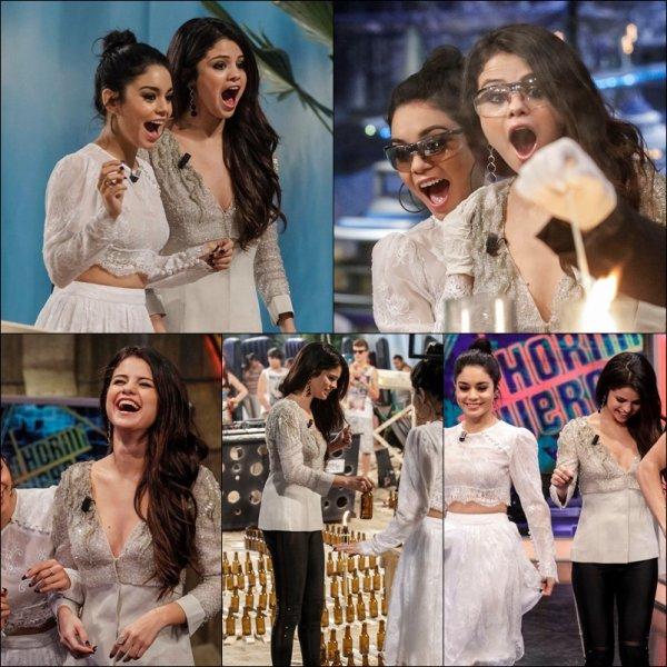 Selena ce baladant le 28 fevrier 2013