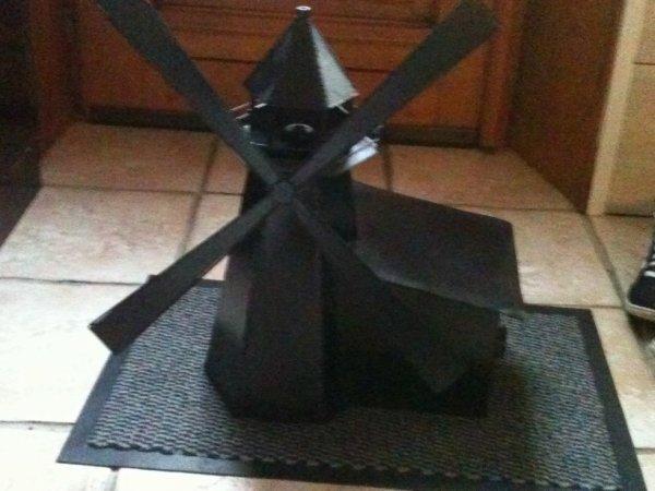 moulin en acier