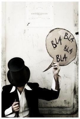 Si ce que tu as à dire est moins beau que le silence,alors tais-toi