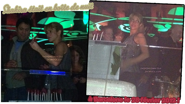 29.02.12 Shakira en interview à la radio BBC, en duplex depuis Barcelone. (Apparances) - VOICI LA PARTIE VIDÉOS DE L'INTERVIEW DE SHAKIRA : PARTIE 1 ET LA PARTIE 2 EN ANGLAIS