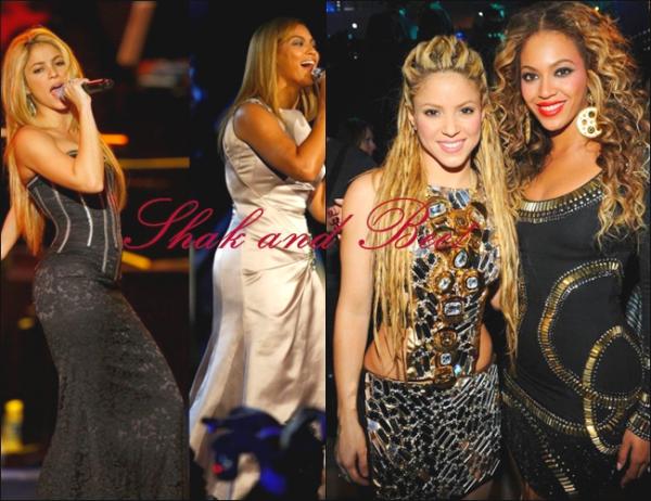 """BEAUTIFUL LIAR : La chanson du magnifique duo Shakira et Beyonce, le single a fait un carton, la chanson fini 3ème place du """" Bilboard Hot 100 """" J'ai adoré la chanson et le clip, & toi?"""