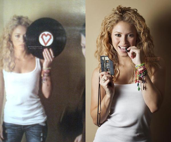 """PHOTOSHOOT: Découvrez les coulisses du photoshoot pour l'exposition """"Mexico Suena"""". + Avec les photos du photoshoot de Gabriela Saavedra en 2010. N'est t-elle pas magnifique notre Shakira ?"""