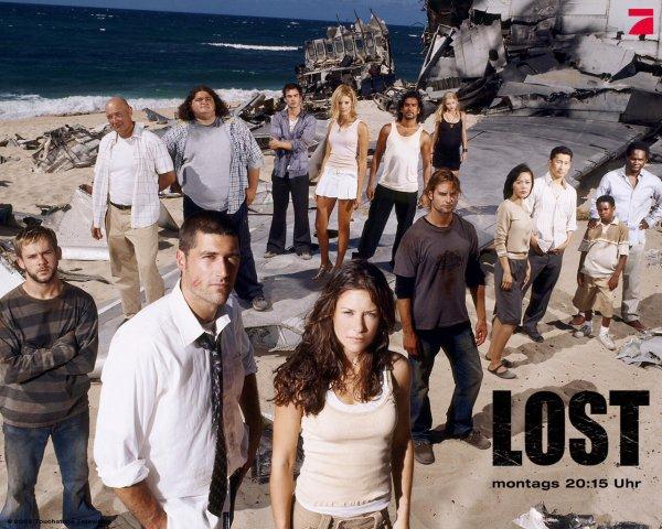 Sur la demande d'une personne la série Lost