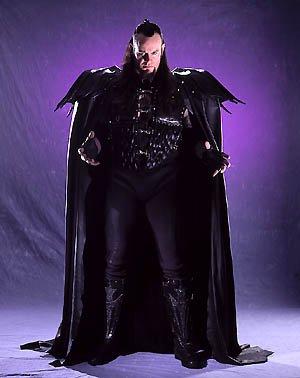 un catcheur passionnant undertaker