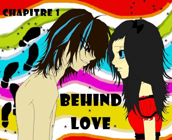 Behind Love Chapitre1
