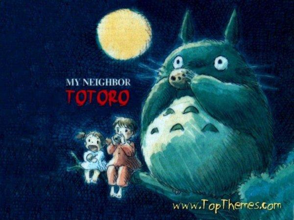 Les films d'animation de Miyazaki partie 1
