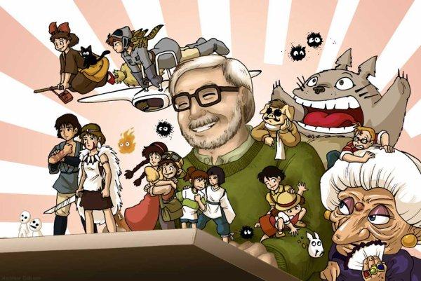 Biographie Of Hayao Miyazaki