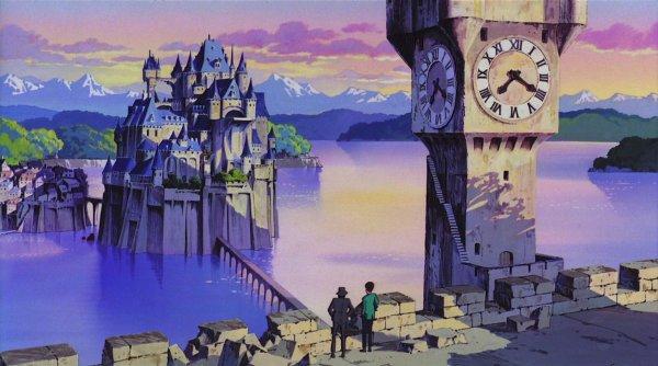 Les films d'animation de Miyazaki partie 2