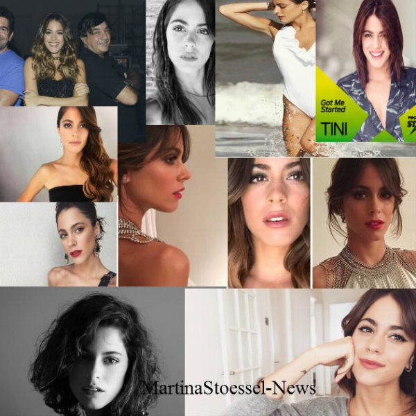 Photos Tini et Chansons de l'album