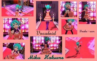 Vocaloid : Miku Hatsune