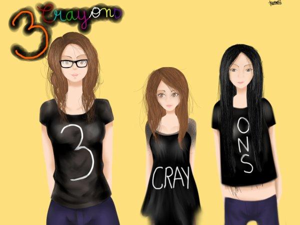 Dessin pour le concours de 3 Crayons