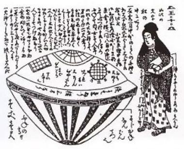 Histoire d'objet volant non identifié (OVNI)