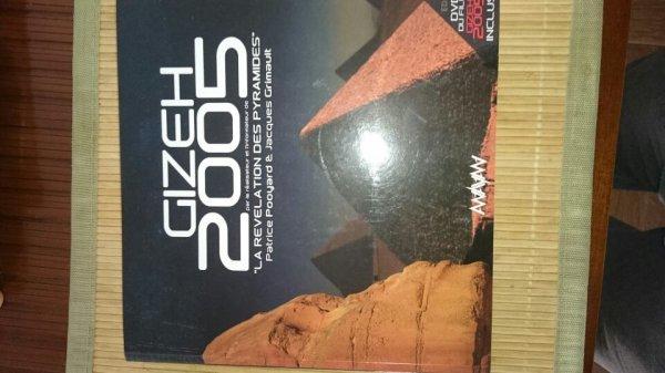 Le livre sur Guizeh
