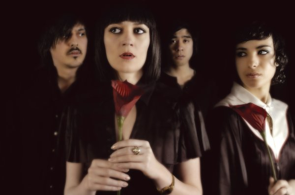 Witching Hour / Ladytron- Soft Power (2005)