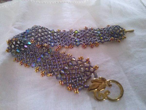 petit bracelet, photo trouve sur le net, de Marcelle