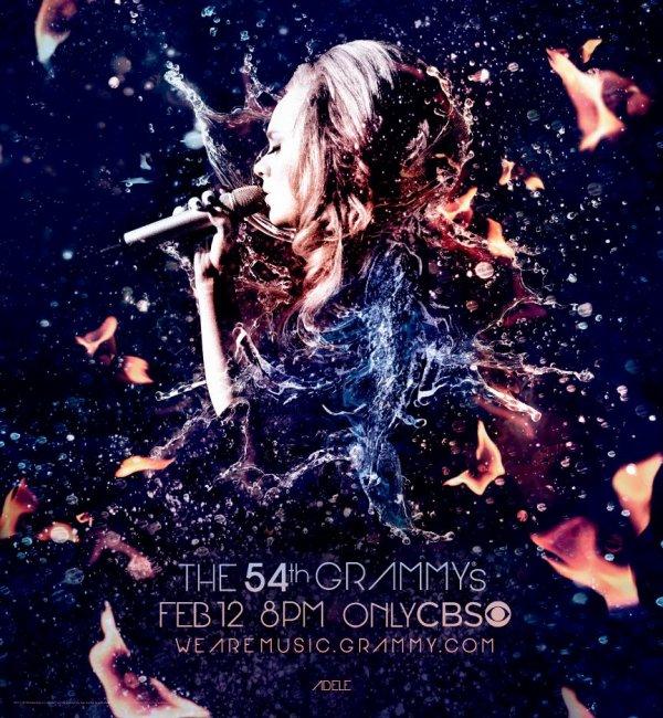 Adele fera son retour sur scène le 12 février aux Grammy Awards.