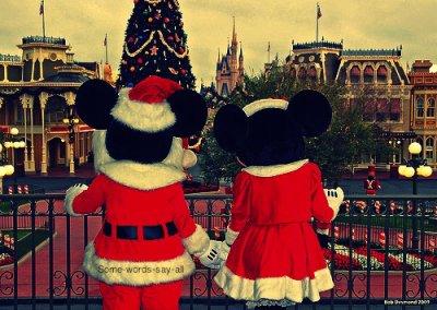 Mickey & Minnie ; le seul couple qui n'a jamais eu de problèmes