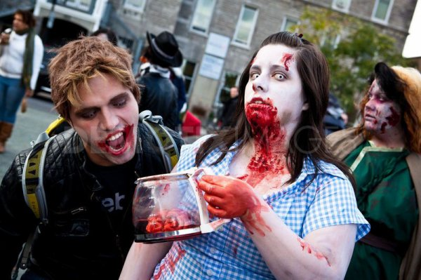 ZOMBIES DAY