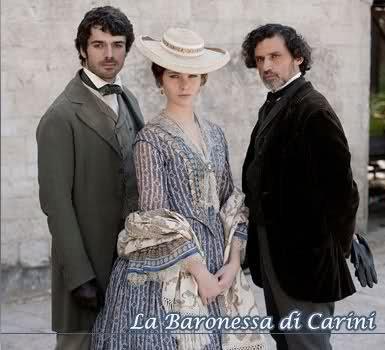 Les acteurs de La Baronessa di Carini