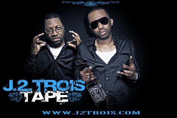 """""""J2TROIS TAPE"""" DISPONIBLE LE 18 AVRIL 2011"""
