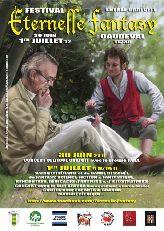 Festival Eternelle Fantasy à Caudeval