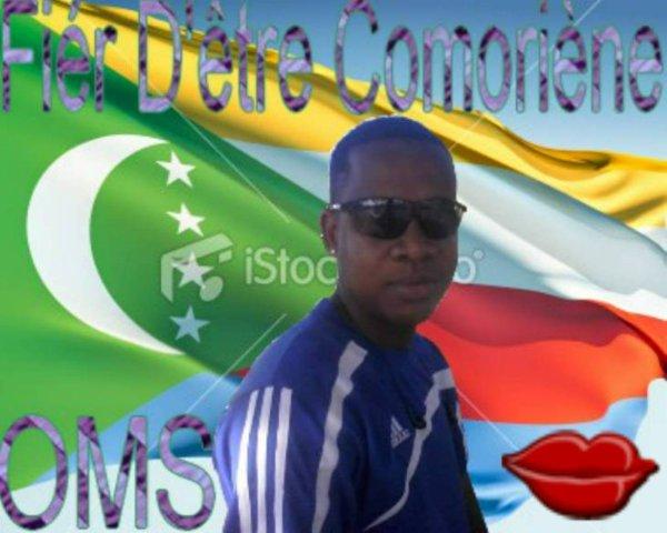 Fiér D'être Comoriène