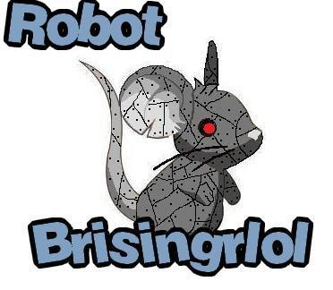 Mon robot créer par Moi