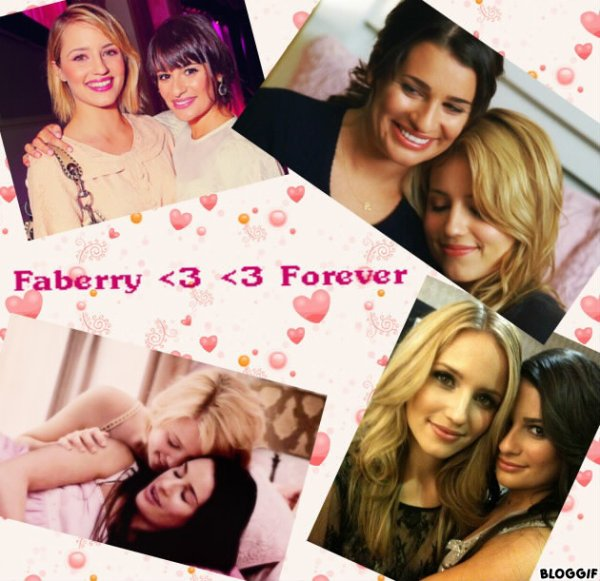 Mon tage Faberry <3 <3