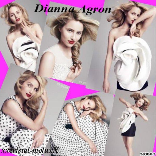 Dianna Agron Vanity