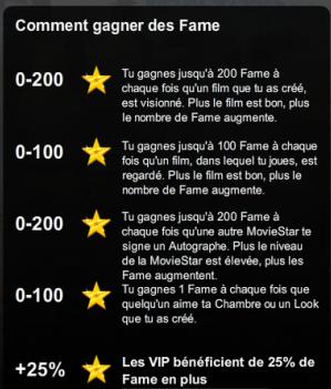 Comment Gagner Des Fames Sur MovieStarPlanet !