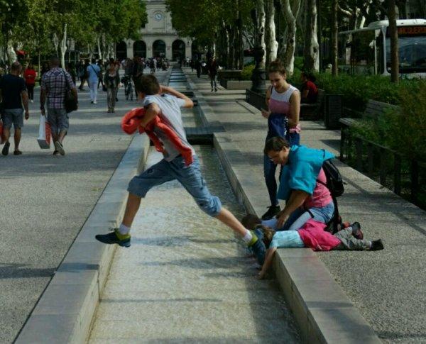 Journée à Nîmes