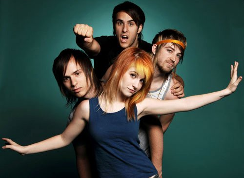 - Paramore. <3