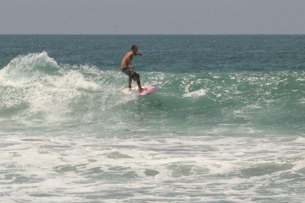 SURF LACANAU ETE AOUT 2013