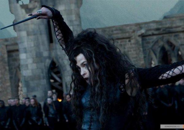 Bellatrix lestrange !!!