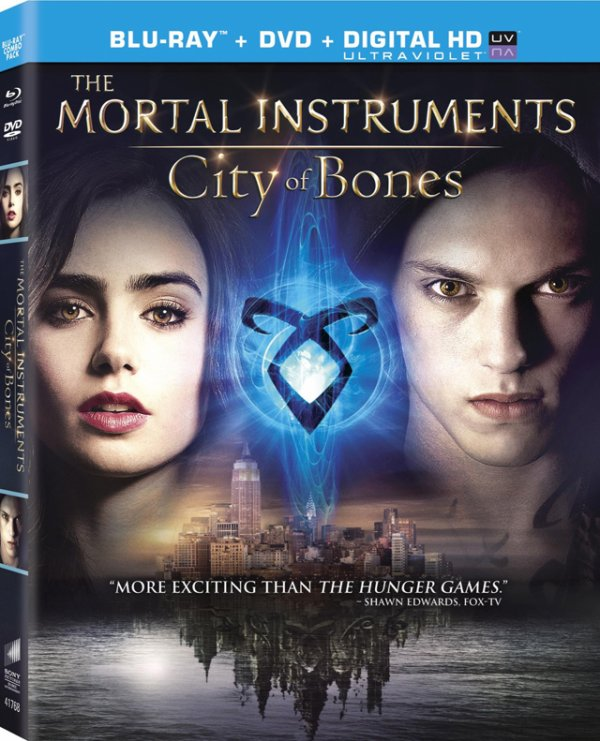 Souvenirs : The Mortal Instruments - 13 Août & 26 Août 2013 + La Sortie Du DVD
