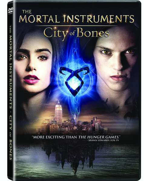 The Mortal Intruments - DVD Sortie