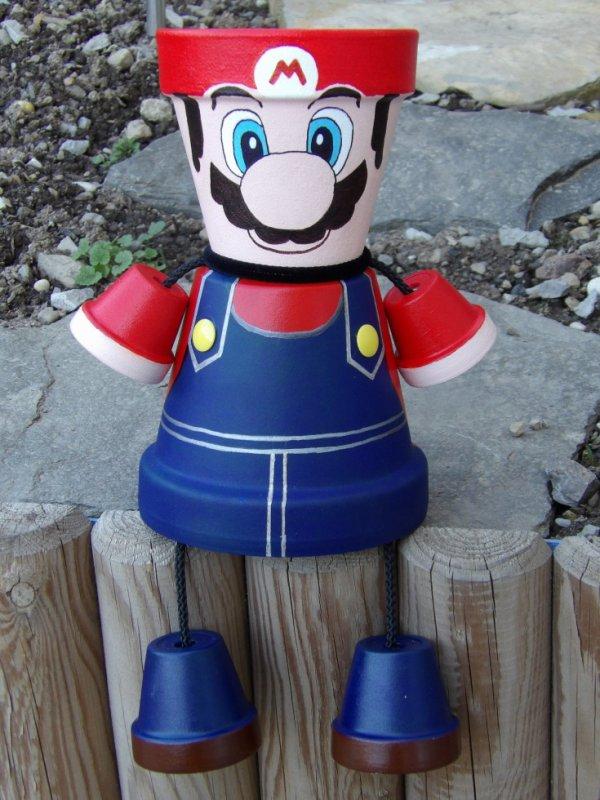 C'est moi Mario.........