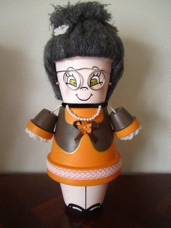 Mamie Orange