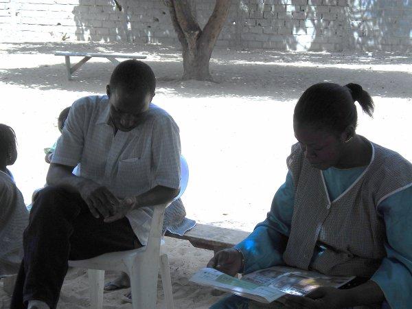 Ecole maternelle de WARANG