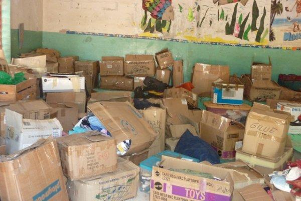8 et 9 Décembre 2012 / Ecole Douce de Warang