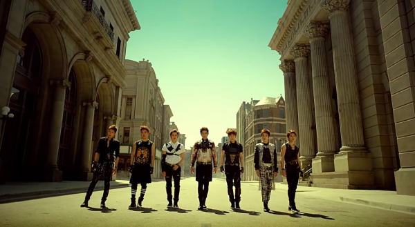 Made in Infinite !